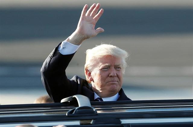 Trump anuncia que decidirá la semana próxima si saca a EEUU del Acuerdo de París
