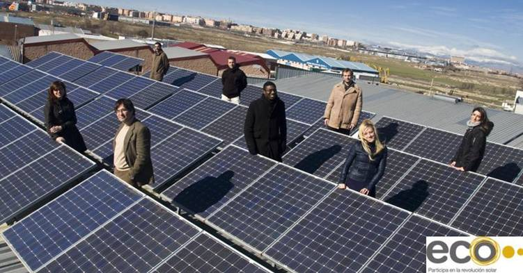 Amigos de la Tierra y Ecooo por las renovables y la independencia energética