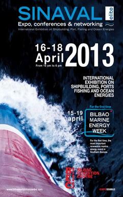 El Instituto de Hidráulica Ambiental cántabro participa en la feria Sinaval en Bilbao