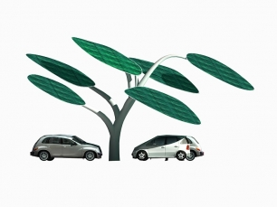 Solar Forest, el bosque del futuro