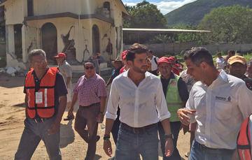 Sector ambiental se suma a las labores de ayuda en Oaxaca