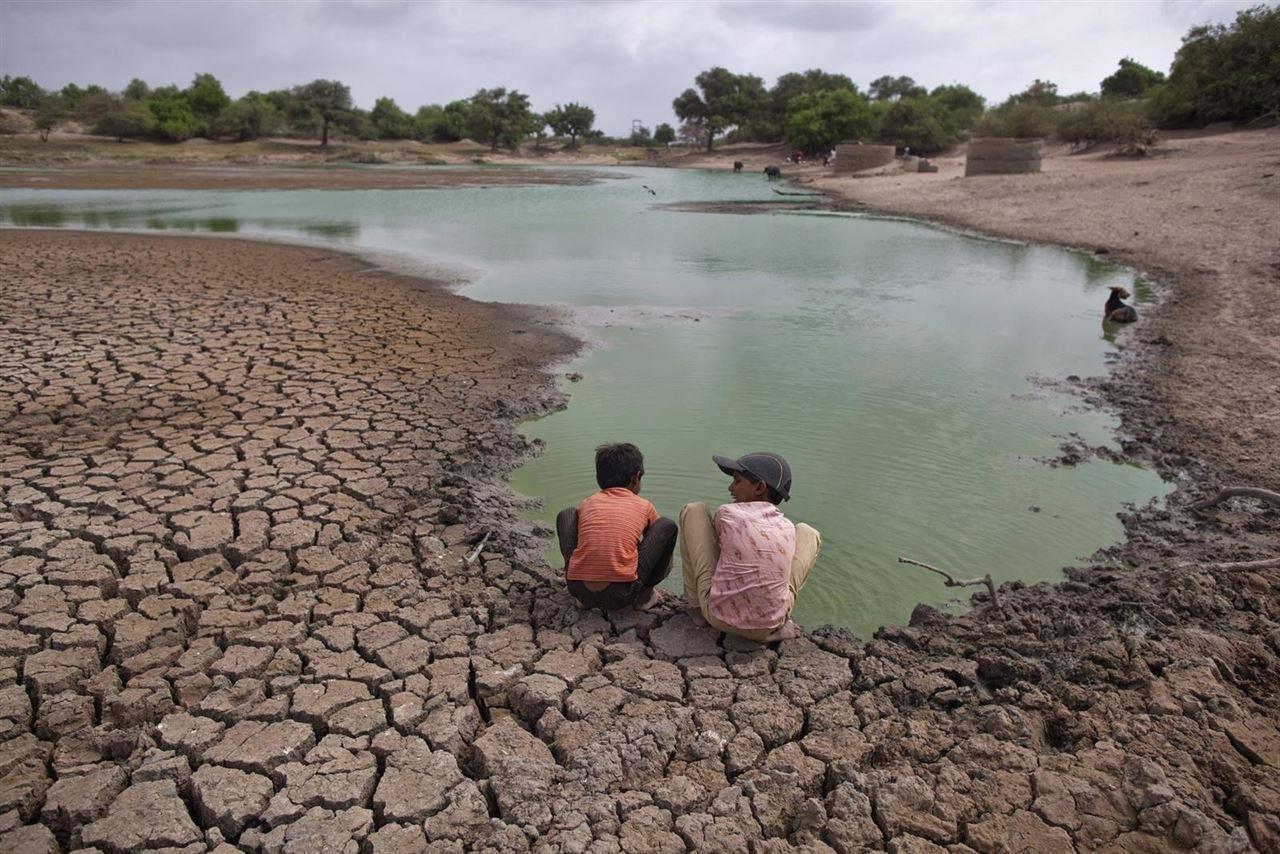 10 fotografías 'impresionantes' que reflejan el efecto del calentamiento global en el mundo