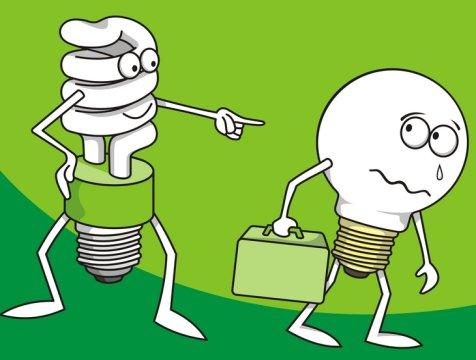 Son necesarias campañas en favor de las bombillas de bajo consumo