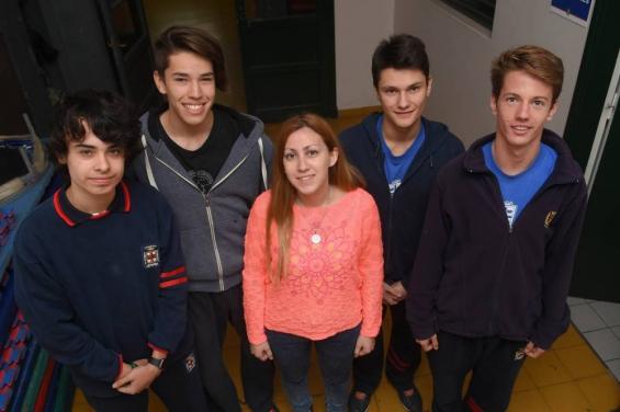 Estudiantes representarán a Argentina con un video ecológico