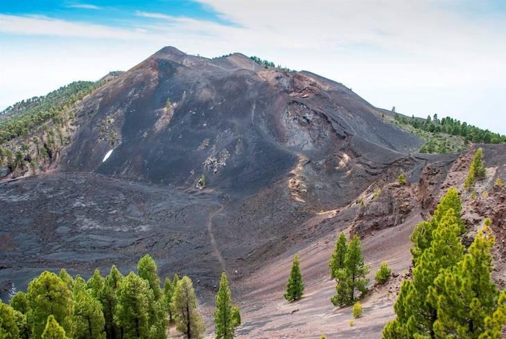 ¿Es posible una erupción en La Palma?
