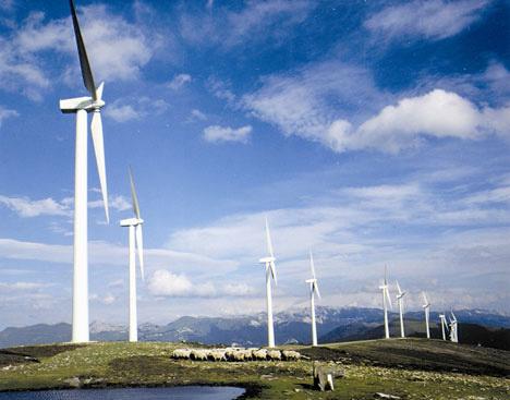 Las Palmas de Gran Canaria instalará 5 molinos de energía minieólica en 2011