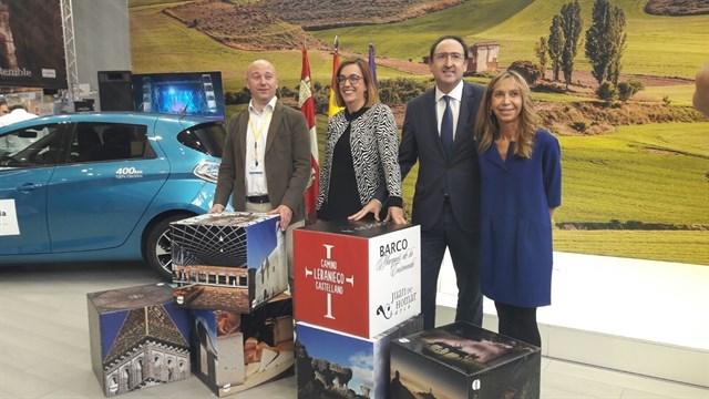 Palencia Turismo promociona la provincia como destino de aventura y la capital como ciudad sostenible