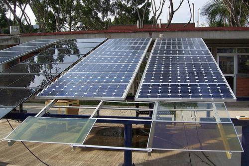 Paneles solares económicos y accesibles