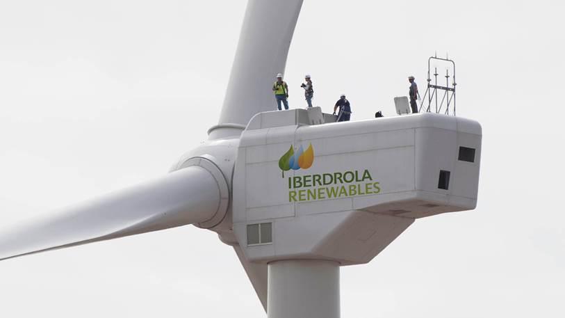 Iberdrola amplia el parque eólico de Peñascal (Estados Unidos)