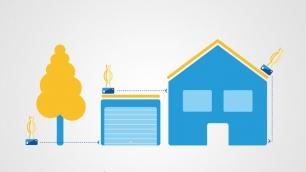 AirEnergy3D, una pequeña central eólica doméstica
