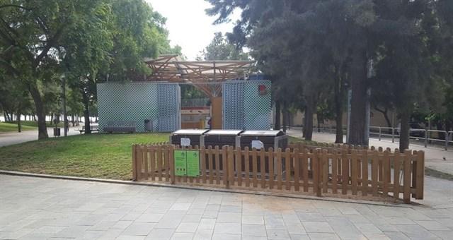 Barcelona abre un punto de compostaje comunitario en el barrio de la Barceloneta