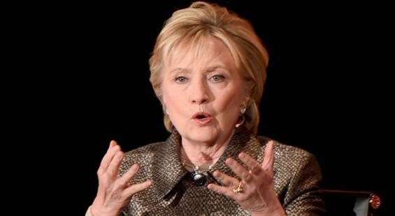 Estados Unidos. Hillary Clinton reapareció para defender a los elefantes
