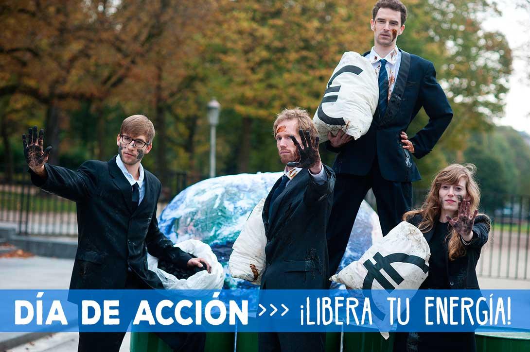 ¡Únete al Día de Acción por la Justicia Climática y Energética!