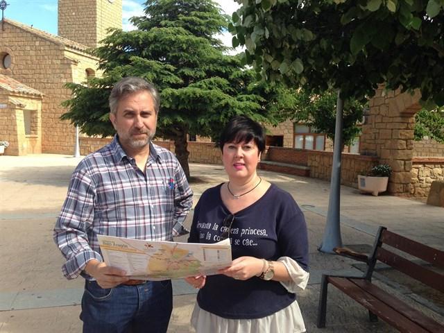 Comarca del Bajo Aragón y la Asociación de Amigos del Río celebran una jornada en el Guadalope