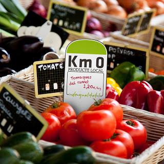 La UE potencia los alimentos 'kilómetro cero'