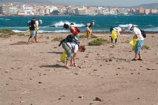 """""""1 m2 por las playas y los mares"""", nueva campaña impulsada por Ecoembes y SEO/BirdLife"""