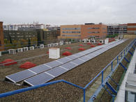 La facultad de matemáticas de la Universidad de Sevilla impulsa el autoconsumo fotovoltaico