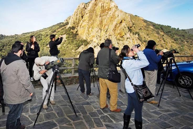 Plasencia y Trujillo serán sedes de acciones paralelas de la Feria Internacional Ornitológica