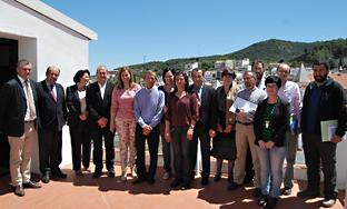 Objetivo: la declaración de Sierra de la Nieves como Parque Nacional