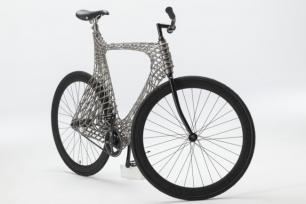 Bicicleta impresa en 3D (Vea VIDEO)