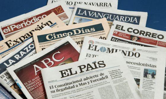 Los diarios españoles no hablan apenas del calentamiento global