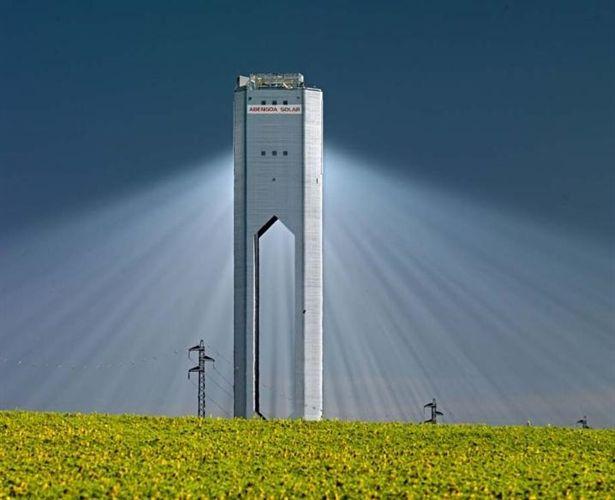 Andalucía acoge la mitad de la energía termosolar instalada en España