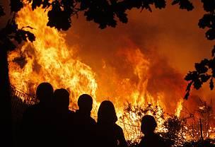 """El verano de 2017 confirma que los """"superincendios"""" del cambio climático ya están aquí"""