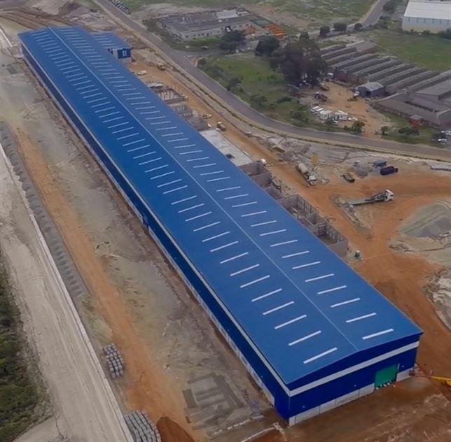 Gestamp inaugura una fábrica de torres eólicas en Sudáfrica