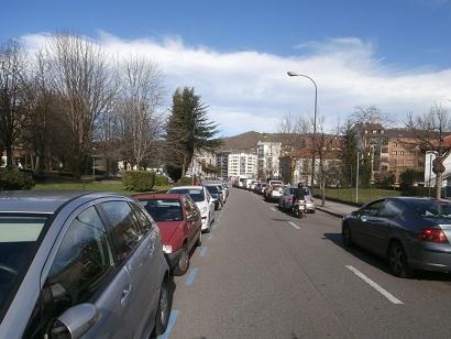 Asturias.  La mala calidad del aire de Oviedo en el año 2014