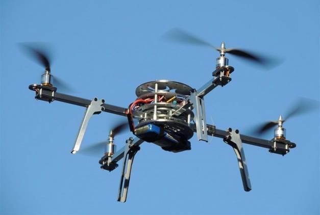 Proyecto 'Solar-drone'