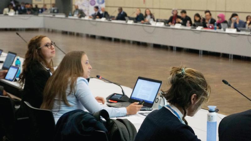 Ecuador presentó en la COP23 sus avances en mitigación y cumplimiento de compromisos con el cambio climático