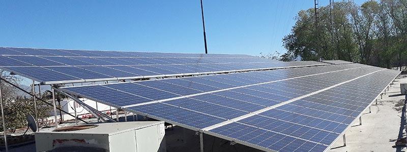 México. Energía sustentable para Saltillo