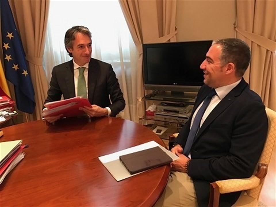 Málaga se reúne con Medio Ambiente para analizar proyectos de interés provincial