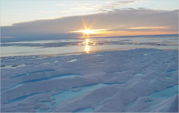 Cuatro años para el colapso final del hielo marino del Ártico
