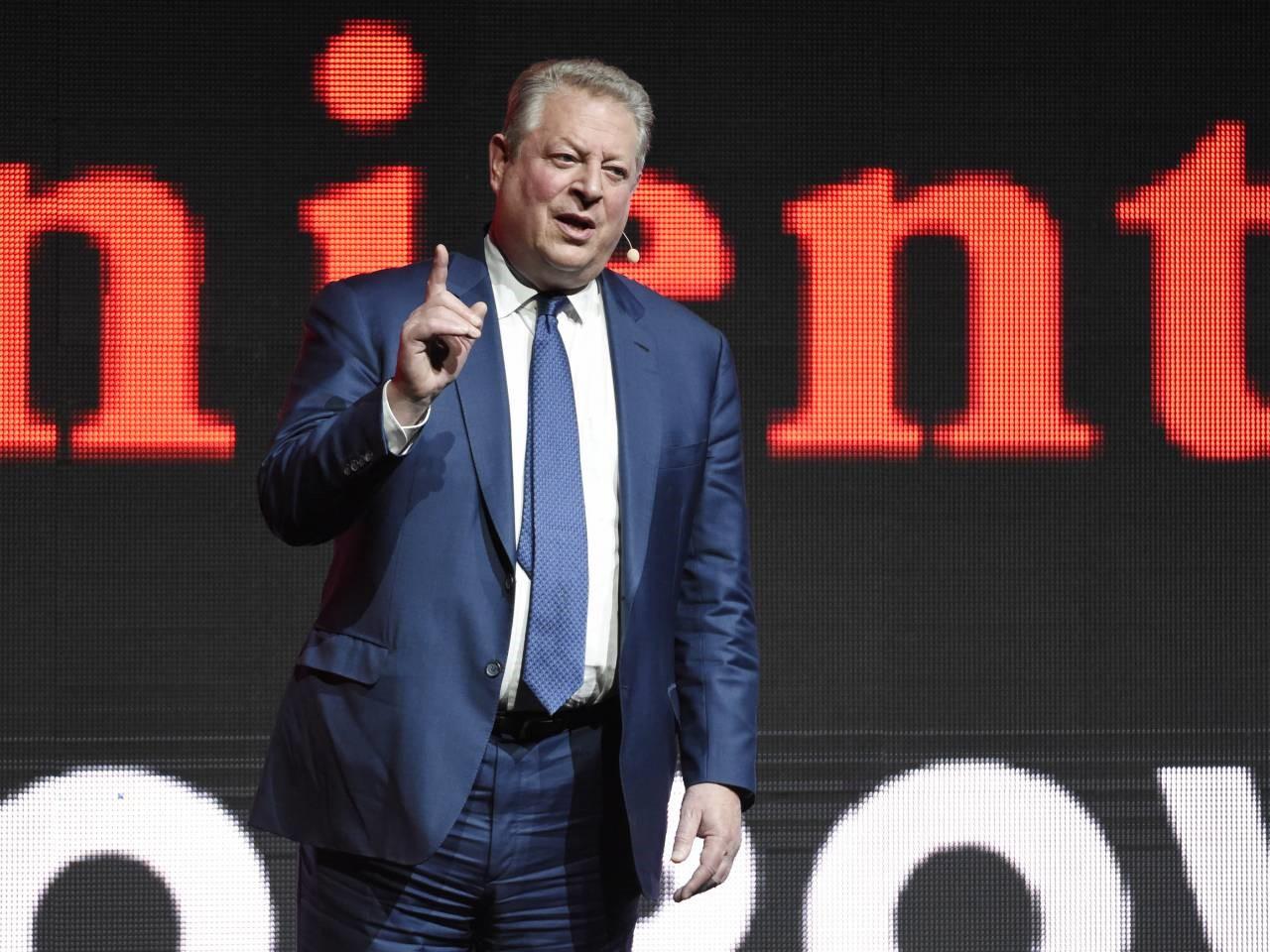 Al Gore: nueva película y más críticas a Trump
