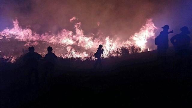 Perjudicados por el incendio de La Granada de Riotinto ejercerán acciones judiciales