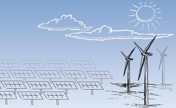 Las energías renovables 'única' alternativa energética para España