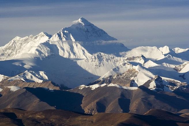 El Everest se quedará sin nieve en 2100