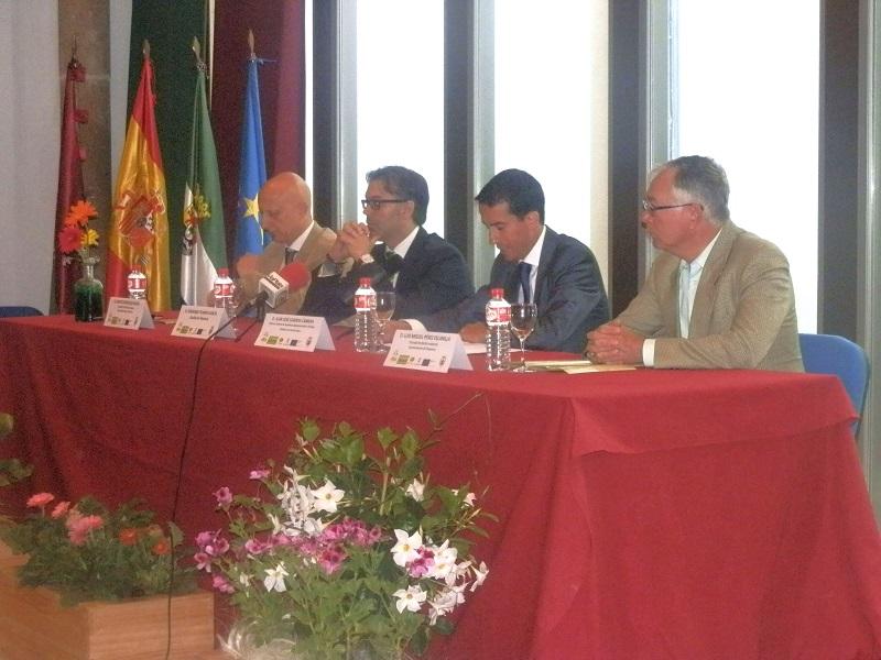 El Cluster de la Energía de Extremadura presenta el proyecto 'Meshartility' en el Congreso de Sostenibilidad de Plasencia