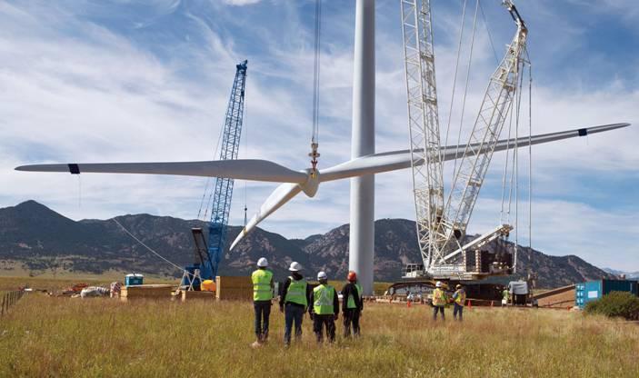 Gracias a un novedoso curso de SEAS serás experto en energía eólica