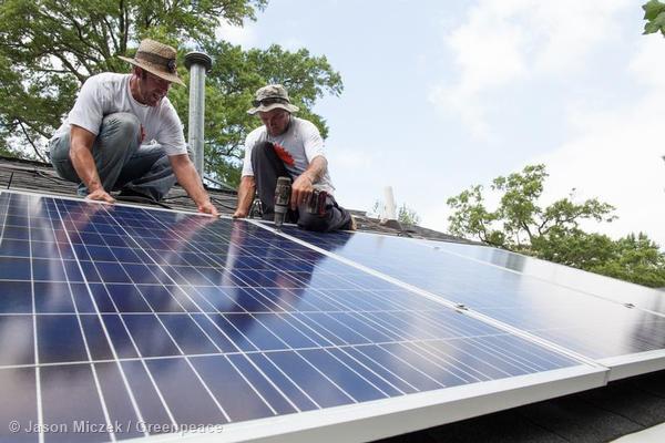 Frenazo europeo a las energías renovables