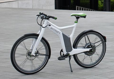 Smart despliega su bicicleta eléctrica de alquiler en hoteles de Barcelona