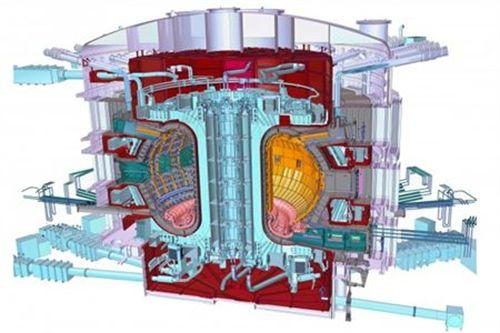 El ITER realizará el primer experimento con hidrógeno en 2019