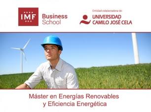 Máster Online en Energías Renovables y Eficiencia Energética, el camino hacia el éxito profesional