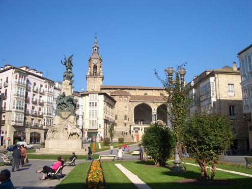 Vitoria-Gasteiz, modelo de ciudad sostenible