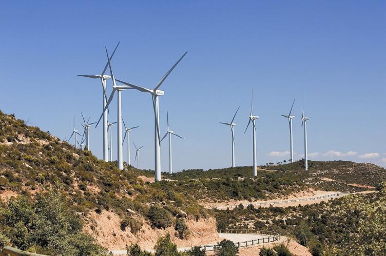 La industria eólica generará en Galicia 6.000 millones de euros y 12.000 puestos de trabajo