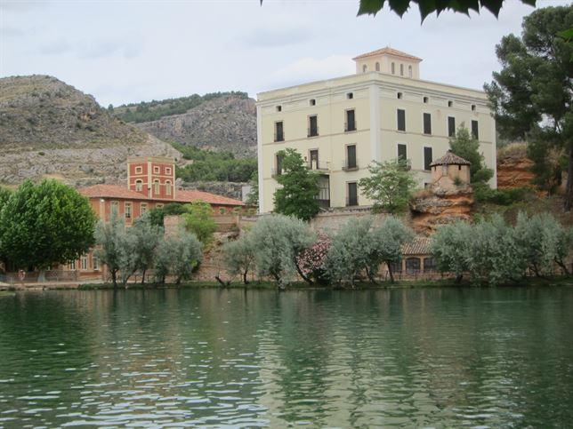 Zaragoza, Termas Pallarés dispone de un sistema energético basado en el uso de la biomasa