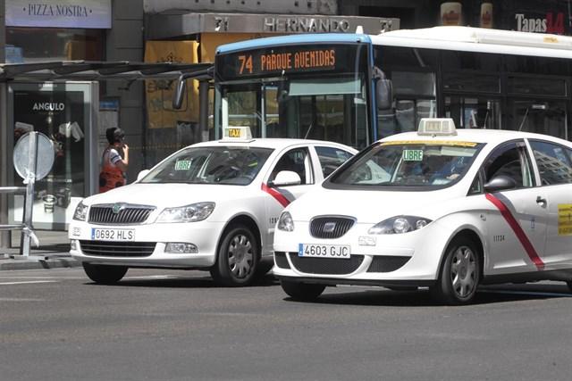 Federación Profesional de Taxi apoya las medidas ecológicas del Ayuntamiento y agradece su compromiso medioambiental