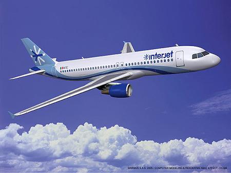 Interjet realizará en México el primer vuelo 'verde' con biocombustible