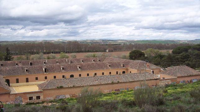 La Dehesa de Sotomayor, en Aranjuez se 'deteriora' a pasos agigantados